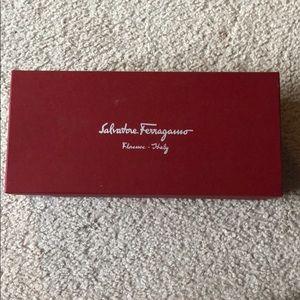 Salvatore Ferragamo shoe box